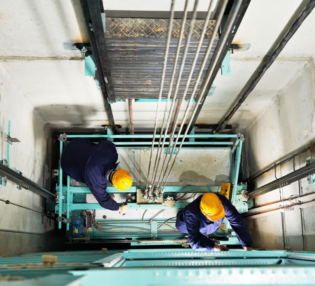 Certificazione e Verifica di ascensori e montacarichi - procedure di ispezione e verifica